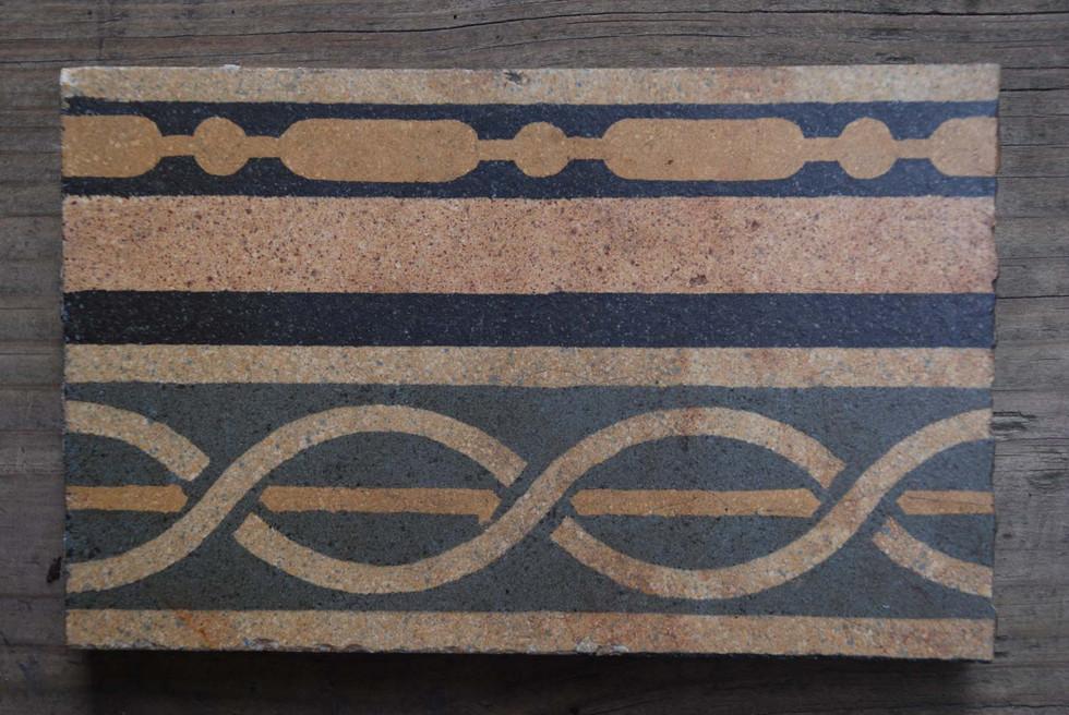 Wainwright Building Encaustic Tile #2