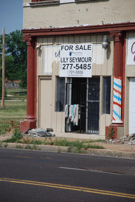 Cast Iron Store Front for sale