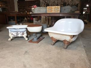 Foot bath, Commode, Sitz Bath