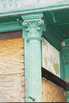 Iron Store Front: Cast Iron