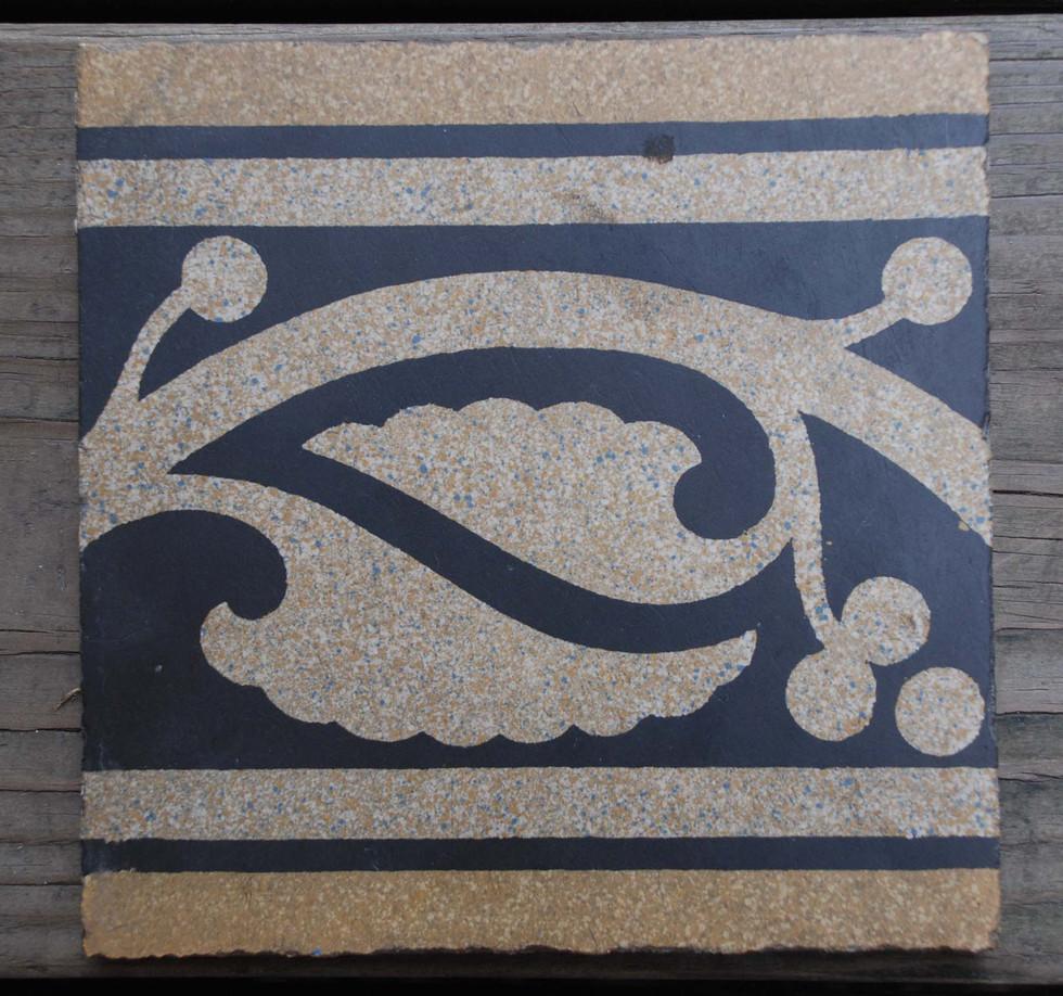 Wainwright Building Encaustic Tile #3