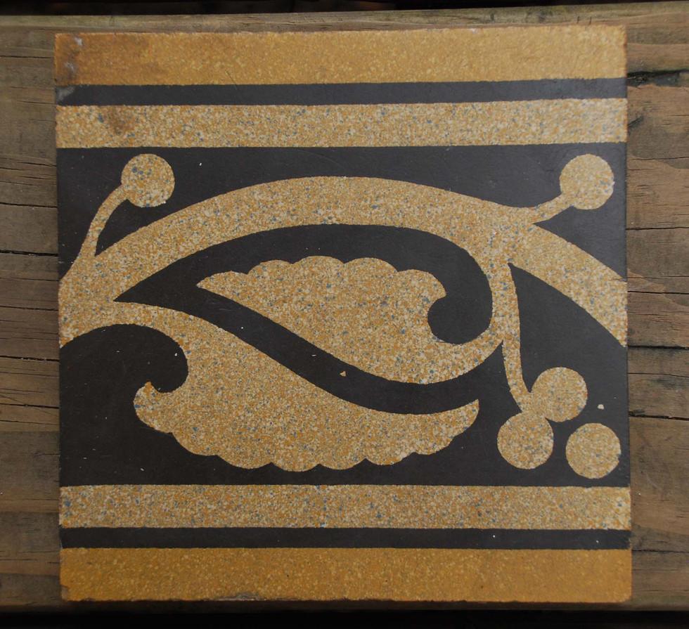 Wainwright Building Encaustic Tile #5