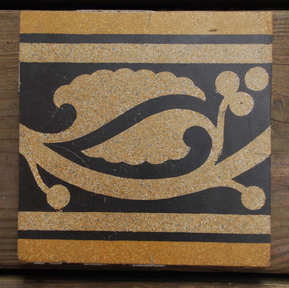 Wainwright Building Encaustic Tile #4