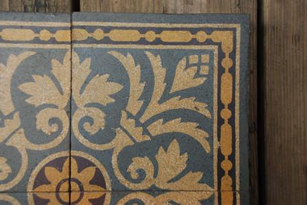 Wainwright Building Encaustic Tile #1