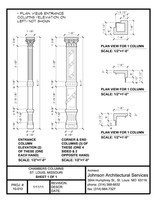 Iron Store Front: CAD Drawing