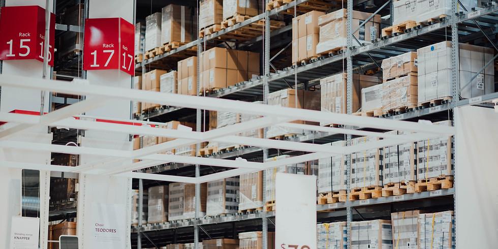 Управление складом. Сокращение расходов в складской логистике
