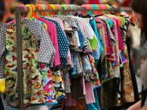 Vintage najaars kledingbeurs