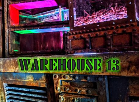 Warehouse 13 Coming Soon!