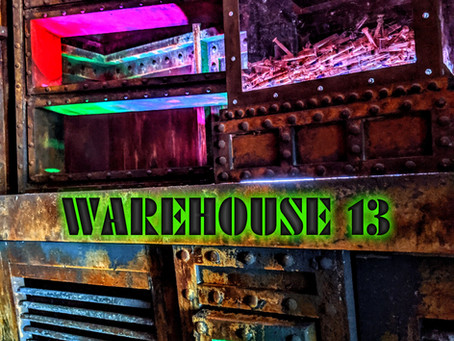 Warehouse 13 Coming Soon!