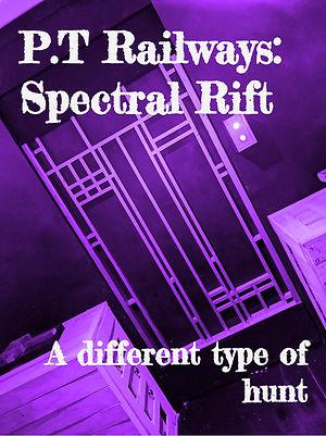 P.T. Railways_ Spectreal Rift Movie Post