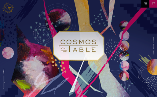 COSMONS ON THE TABLE