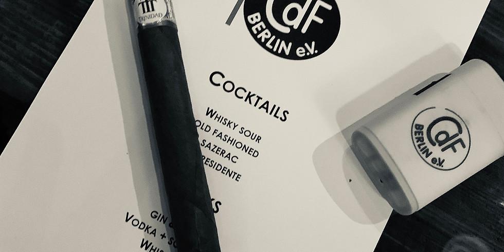 Zigarren-Dienstag 2.0 im Grand Hyatt Berlin