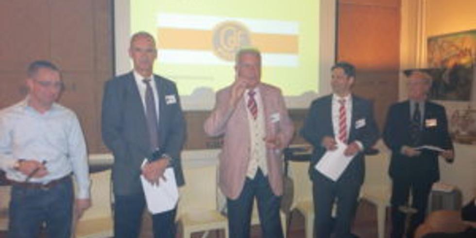 ordentliche Mitgliederversammlung des CdF Berlin e. V. 2014
