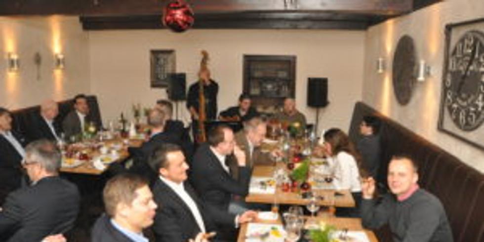 """CdF-Abend """"Martinsgans und Zigarre"""""""
