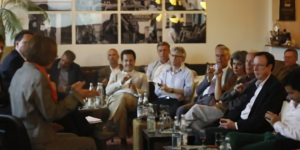 9. CdF-Clubabend: Expertengespräch mit Vertretern der Tabakindustrie