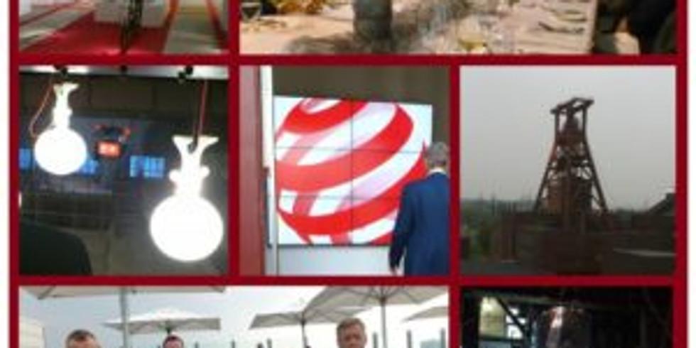 CdF-Reise zum Red Dot Design Museum in Essen