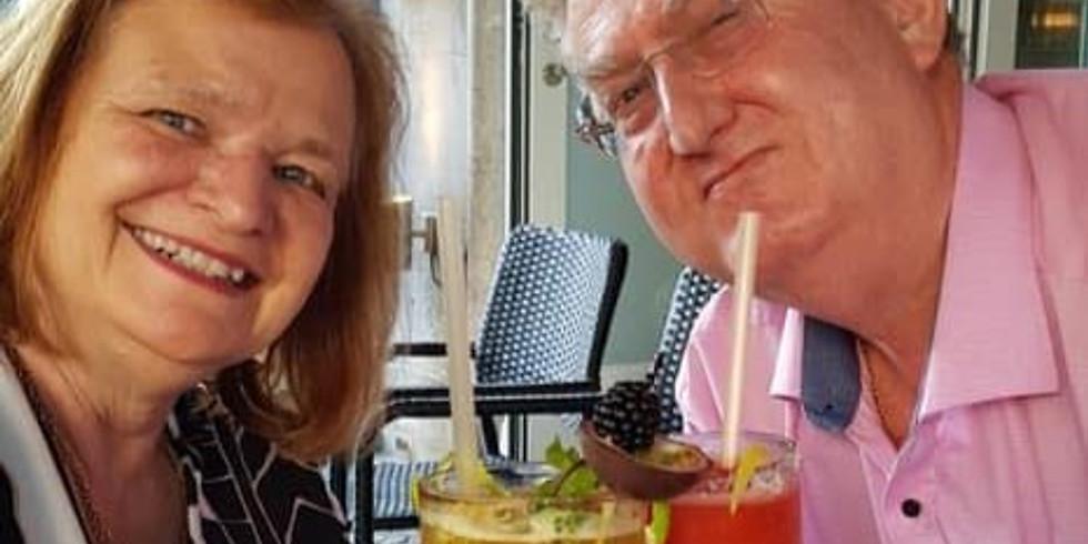 30. Clubabend mit Birgit und Bernd Roderburg