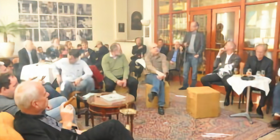 Ordentliche Mitgliederversammlung des CdF Berlin e. V.