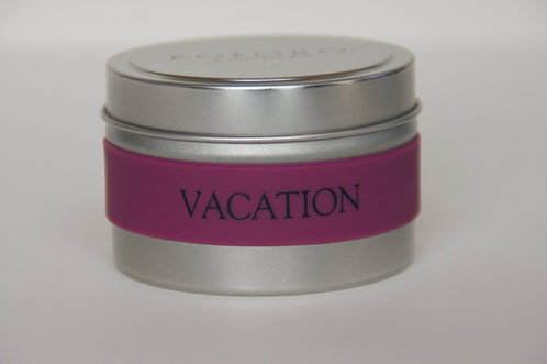Vacation Tin