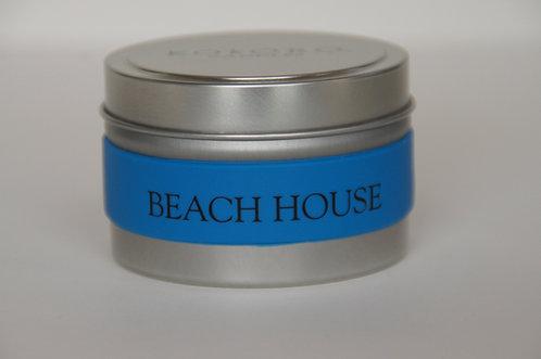 Beach House Tin