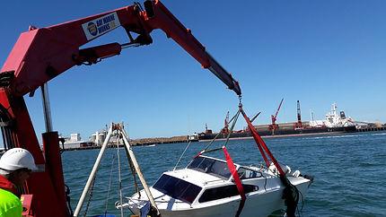 Boat Rescue in the Bay