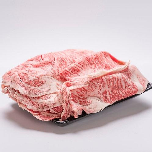 伊予和牛ロース すき焼き・しゃぶしゃぶ用(1kg入り)