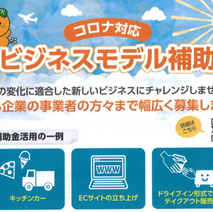 【補助金/採択結果】コロナ対応新ビジネスモデル補助金・愛媛県の採択結果について