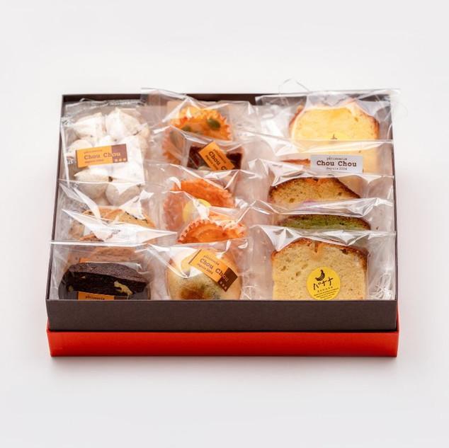 焼き菓子詰め合わせ(中)