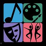 BISD Fine Arts Logo Wordless