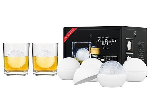 The Whiskey Ball Pro Set