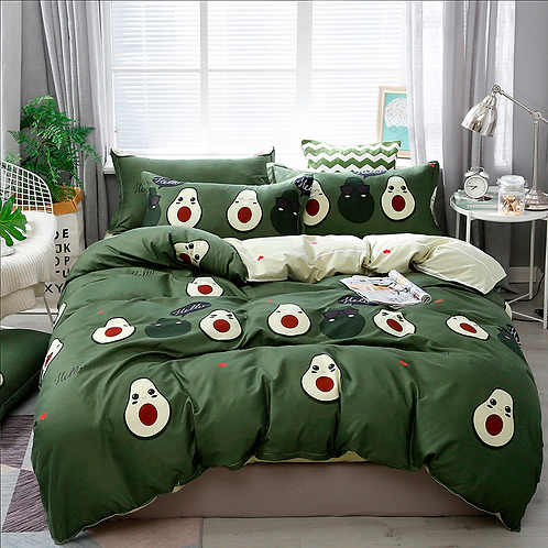 Solstice Home Textile Bedding Set