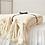 Thumbnail: Knitted Tassel Blanket