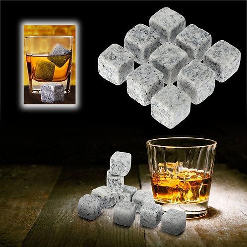 9 Pcs Whisky Stones