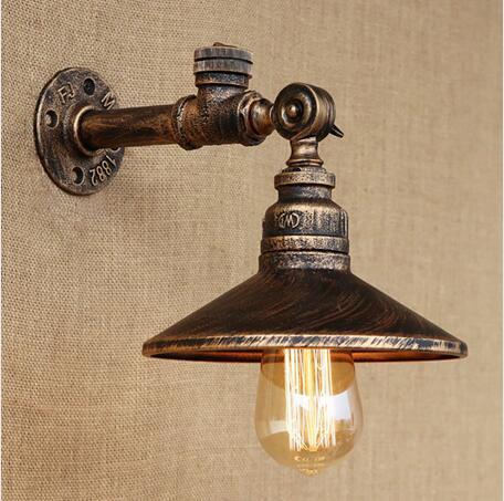 Industrial Vintage Wall Lamp