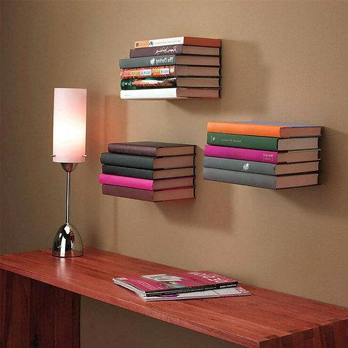 Metal Floating Shelves for Books