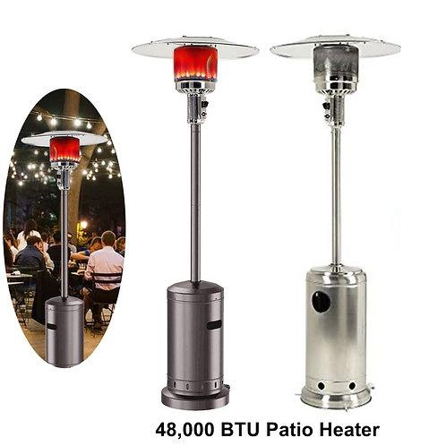 48,000 BTU Outdoor Patio Heater