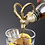 Thumbnail: Beastly Pours!  - Head Wine Stopper