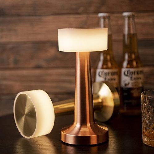 Touch Sensor Table Lamp - Rechargeable