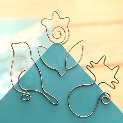 Enchanting Paper Clip/Page Marker
