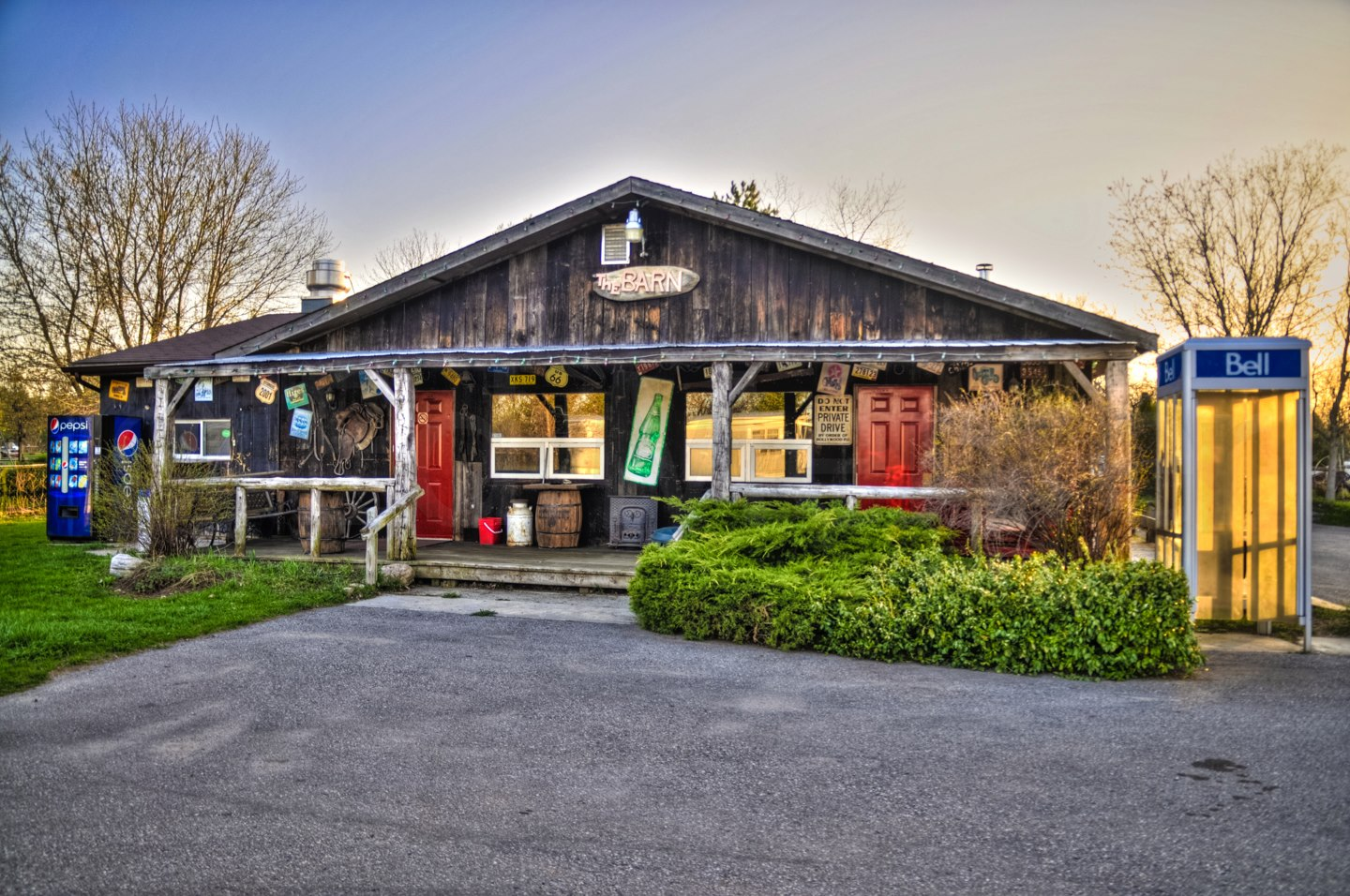The Barn & Grill