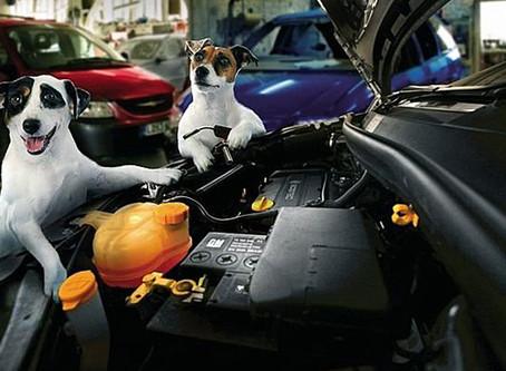 Вы когда-нибудь задумывались? Кто чинил ваш автомобиль?