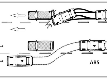 Сезонная проверка тормозов, или зачем работающая ABS?