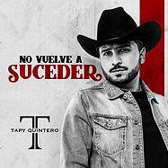 No Vuelve a Suceder Tapy Quintero.jpg