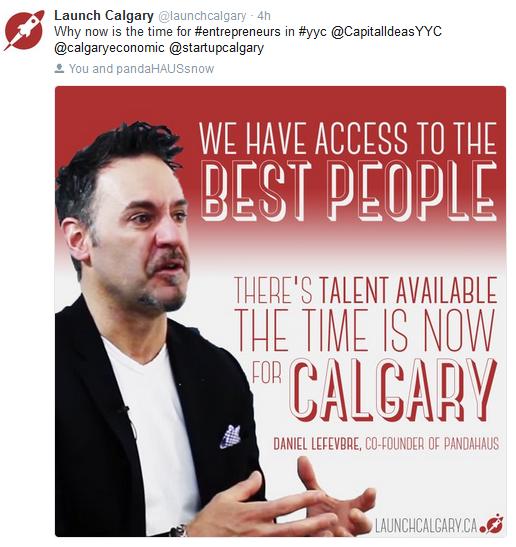 Launch Calgary