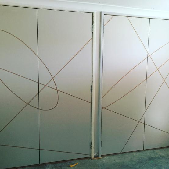 Custom Timber Doors