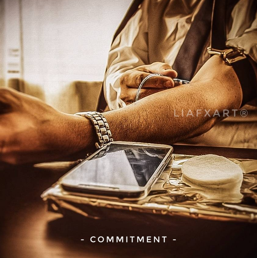 Sloth Part 5 - Commitment