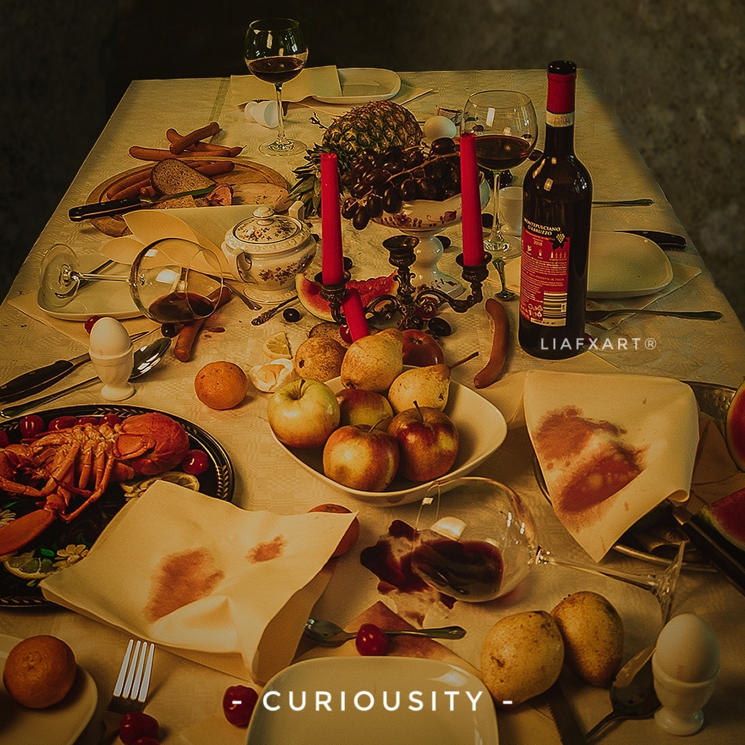 Gluttony Part 2- Curiousity