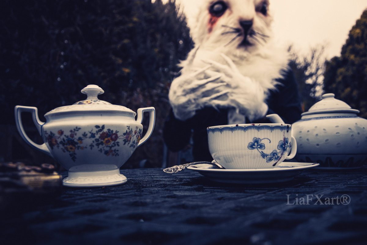 would you like another cup? Maybe with some sugar?
