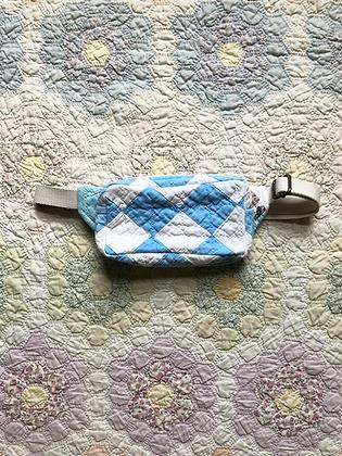 One-of-a-kind: Blue Diamond Snack Pocket #1