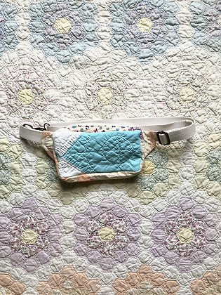 One-of-a-kind: Blue Compass Snack Pocket